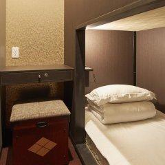 Отель Centurion Hotel Residential Cabin Tower Япония, Токио - отзывы, цены и фото номеров - забронировать отель Centurion Hotel Residential Cabin Tower онлайн спа
