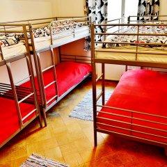 Hostel Diana Park Кровать в женском общем номере с двухъярусной кроватью