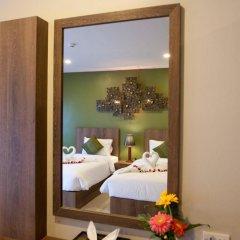 The Gig Hotel 4* Улучшенный номер с двуспальной кроватью фото 7