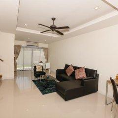 Отель Phuket Marbella Villa 4* Апартаменты с различными типами кроватей фото 6