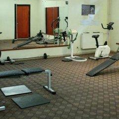 Отель Tori фитнесс-зал