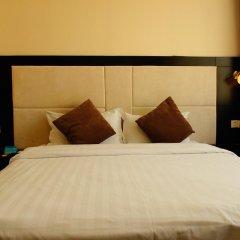 Joyfulstar Hotel Pudong Airport Chenyang 2* Номер Делюкс с различными типами кроватей фото 6