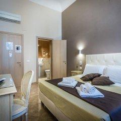 Отель Sognando Firenze 3* Стандартный номер с двуспальной кроватью фото 8