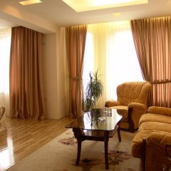 National Palace Hotel 4* Люкс повышенной комфортности разные типы кроватей фото 4