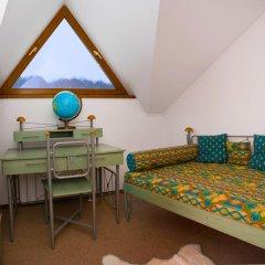 Гостиница Troyanda Karpat 3* Люкс повышенной комфортности разные типы кроватей фото 12