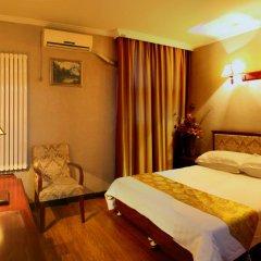 Отель Beijing Botaihotel 3* Стандартный номер с различными типами кроватей фото 3