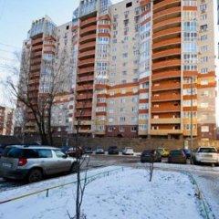 Апартаменты «33 квартирки» на проспекте Октября, 174/2 Апартаменты с различными типами кроватей фото 7