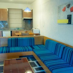 Apollonia Hotel Apartments 4* Люкс с различными типами кроватей фото 12