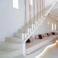 Отель Naxian Utopia Luxury Villas & Suites 3* Люкс с различными типами кроватей фото 19