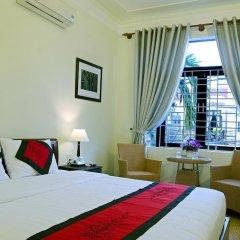 Отель An Hoi Town Homestay 2* Номер Делюкс с различными типами кроватей фото 3