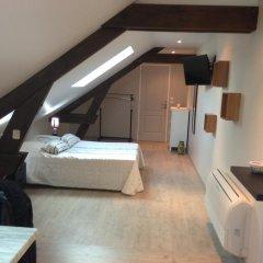 Отель Hostellerie Excalibur Сомюр комната для гостей фото 4