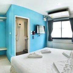 At nights Hostel Стандартный номер с разными типами кроватей фото 5