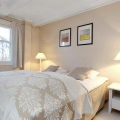 Отель Gamlehorten Gjestegård комната для гостей
