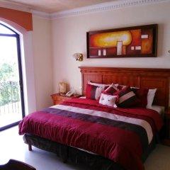 Отель Gran Real Yucatan 3* Номер Делюкс с разными типами кроватей фото 5