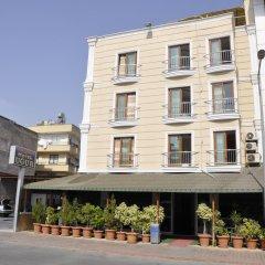 Ugur Otel Турция, Мерсин - отзывы, цены и фото номеров - забронировать отель Ugur Otel онлайн парковка
