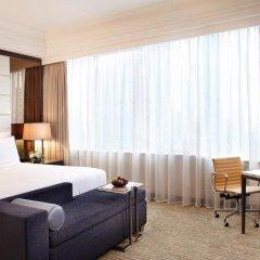 Singapore Marriott Tang Plaza Hotel комната для гостей фото 5