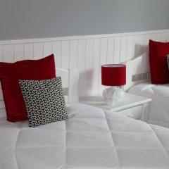 Hostel Cruz Vermelha Стандартный номер 2 отдельные кровати