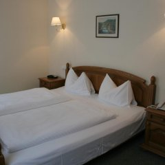 Отель Pension Villa Rosa 3* Стандартный номер с двуспальной кроватью фото 16