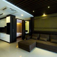 Отель Hamilton Grand Residence 3* Люкс с различными типами кроватей фото 10