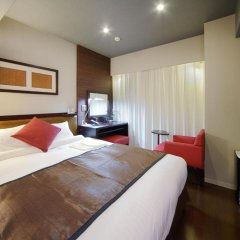 Отель Mystays Tenjin Улучшенный номер