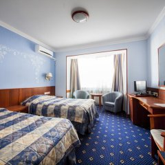 Гостиница Яхт-Клуб Новый Берег комната для гостей фото 2