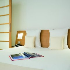 Отель Novotel Muenchen City 4* Стандартный номер фото 11