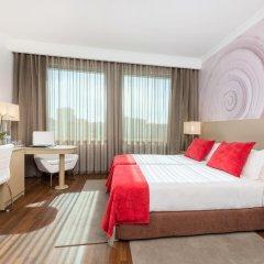TRYP Lisboa Oriente Hotel 4* Стандартный номер с различными типами кроватей