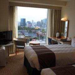 Отель Shinagawa Prince 4* Стандартный номер фото 8