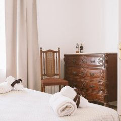 Отель Villa Sa Caleta Испания, Льорет-де-Мар - отзывы, цены и фото номеров - забронировать отель Villa Sa Caleta онлайн комната для гостей фото 5