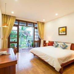 Отель Water Coconut Boutique Villas 3* Бунгало с различными типами кроватей