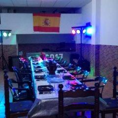 Отель Casa Rural Carlos развлечения