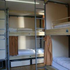 St Christophers Inn Hostel at The Bauhaus Кровать в общем номере с двухъярусной кроватью фото 2