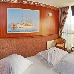 Гостиница Навигатор 3* Стандартный номер с двуспальной кроватью фото 12