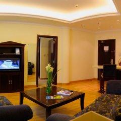 Sharjah Premiere Hotel & Resort 3* Стандартный номер с различными типами кроватей фото 12