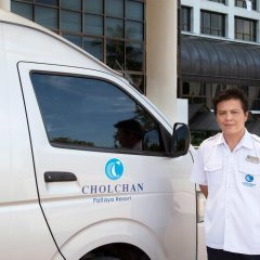 Отель Cholchan Pattaya Beach Resort городской автобус