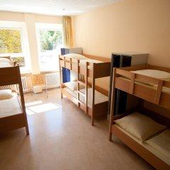 Haus International Hostel Кровать в общем номере с двухъярусными кроватями