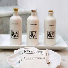 Отель Club Villa 3* Стандартный номер с различными типами кроватей фото 12