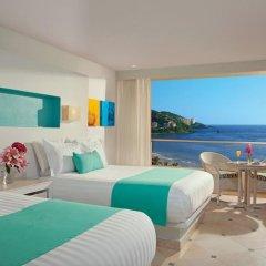 Отель Sunscape Dorado Pacifico Ixtapa Resort & Spa - Все включено 4* Стандартный номер с различными типами кроватей фото 5