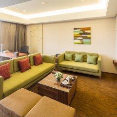 Отель Holiday Inn Shanghai Hongqiao комната для гостей фото 5