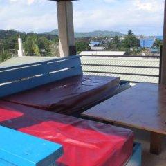 Отель Sunset Hill Lodge Французская Полинезия, Бора-Бора - отзывы, цены и фото номеров - забронировать отель Sunset Hill Lodge онлайн бассейн