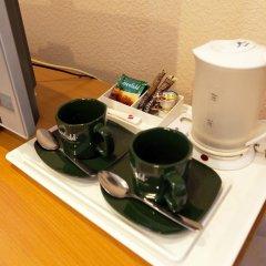 Гостиница Максима Заря 3* Студия с различными типами кроватей фото 11