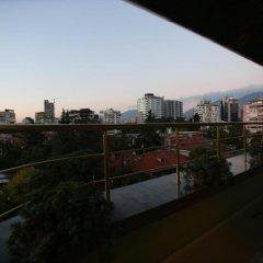 Отель Grand Hotel & Spa Tirana Албания, Тирана - отзывы, цены и фото номеров - забронировать отель Grand Hotel & Spa Tirana онлайн балкон