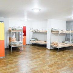 YaKorea Hostel Dongdaemun Кровать в общем номере с двухъярусной кроватью