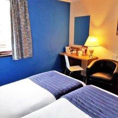 Britannia Edinburgh Hotel Эдинбург удобства в номере фото 2