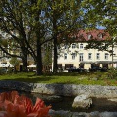 Отель Orea Bohemia Марианске-Лазне приотельная территория