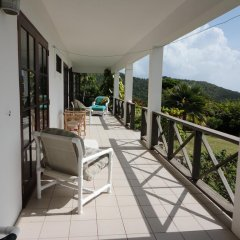 Отель Lime House Villas балкон