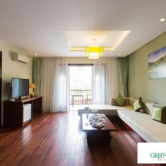 Отель Green Heaven Hoi An Resort & Spa 4* Люкс Премиум фото 5