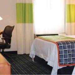 Отель Fairfield Inn & Suites by Marriott Albuquerque Airport 2* Стандартный номер с различными типами кроватей фото 11