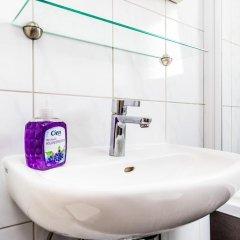 Отель Messewohnung Buchforst Кёльн ванная