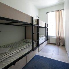 V4Vilnius Hostel Кровать в женском общем номере с двухъярусной кроватью фото 2